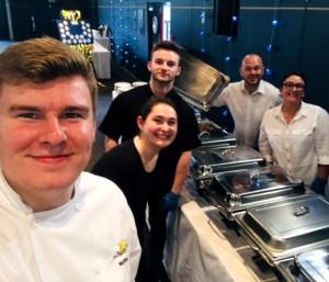 Northamptonshire - team selfie2