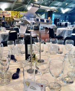 Northamptonshire - wedding table