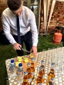 Northamptonshire - drinks reception